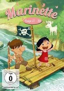 Marinette Folge 27-39, DVD