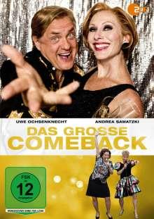 Das grosse Comeback, DVD