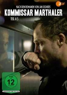 Kommissar Marthaler 4-5, DVD