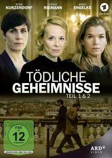 Tödliche Geheimnisse Teil 1 & 2, DVD