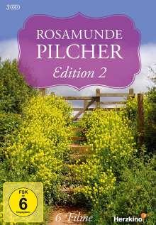 Rosamunde Pilcher Edition 2 (6 Filme auf 3 DVDs), 3 DVDs