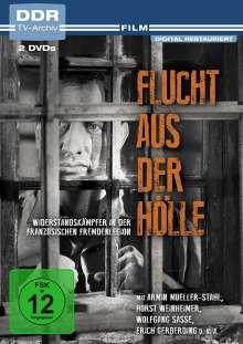 Flucht aus der Hölle, 2 DVDs