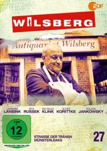 Wilsberg DVD 27: Straße der Tränen / MünsterLeaks, DVD