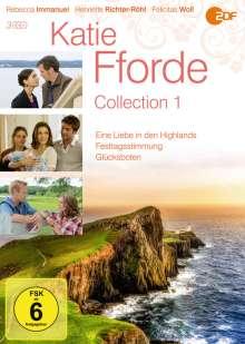 Katie Fforde Collection 1, DVD