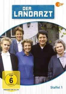 Der Landarzt Staffel 1, 4 DVDs
