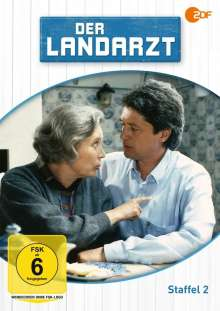 Der Landarzt Staffel 2, 4 DVDs