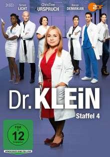 Dr. Klein Staffel 4, 3 DVDs