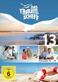 Das Traumschiff Box 13, 3 DVDs
