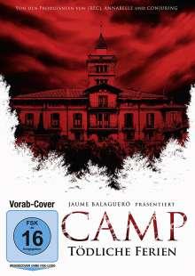 Camp - Tödliche Ferien, DVD