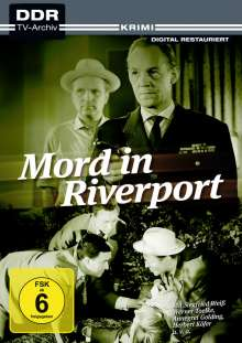 Mord in Riverport, DVD
