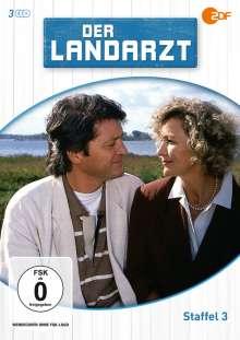 Der Landarzt Staffel 3, 3 DVDs