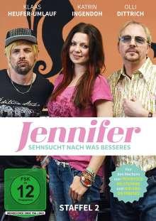 Jennifer - Sehnsucht nach was Besseres Staffel 2, DVD
