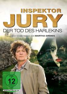 Inspektor Jury: Der Tod des Harlekins, DVD