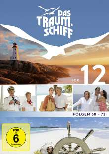 Das Traumschiff Box 12, 3 DVDs