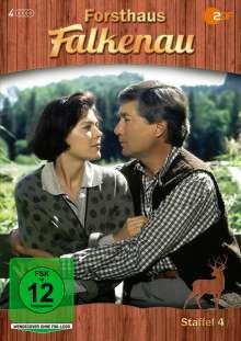 Forsthaus Falkenau Staffel 4, 4 DVDs