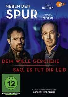 Neben der Spur: Dein Wille geschehe / Sag, es tut Dir leid, DVD