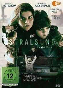 Stralsund Teil 9-12, 2 DVDs