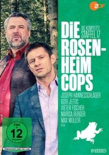 Die Rosenheim-Cops Staffel 17, 7 DVDs