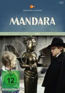 Mandara (Komplette Serie), 2 DVDs