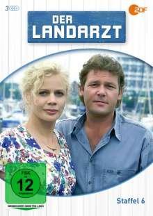 Der Landarzt Staffel 6, 3 DVDs