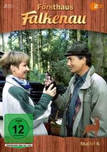 Forsthaus Falkenau Staffel 6, 3 DVDs
