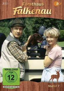 Forsthaus Falkenau Staffel 7, 3 DVDs