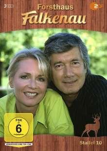 Forsthaus Falkenau Staffel 10, 3 DVDs