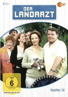 Der Landarzt Staffel 12, 3 DVDs