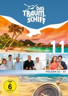 Das Traumschiff Box 11, 3 DVDs