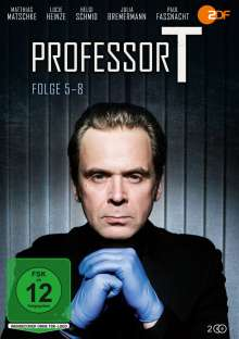 Professor T. Folge 5-8, 2 DVDs