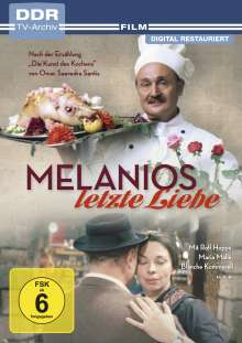 Melanios letzte Liebe, DVD