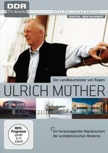 Ulrich Müther - Der Landbaumeister von Rügen, DVD