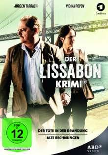 Der Lissabon-Krimi: Der Tote in der Brandung / Alte Rechnungen, DVD