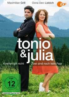 Tonio & Julia 1: Kneifen gilt nicht / Zwei sind noch kein Paar, DVD