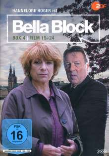 Bella Block Box 4 (Fall 19-24), 3 DVDs