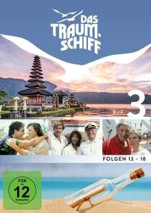 Das Traumschiff Box 3, 3 DVDs
