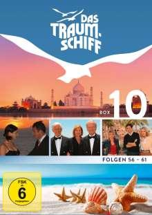 Das Traumschiff Box 10, 3 DVDs