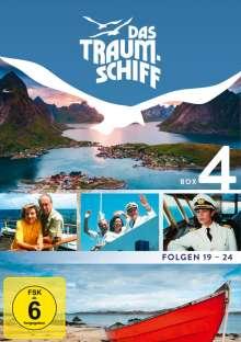 Das Traumschiff Box 4, 3 DVDs