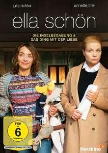 Ella Schön: Die Inselbegabung / Das Ding mit der Liebe, DVD