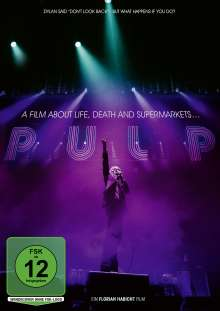 Pulp - A Film About Life, Death and Supermarkets, DVD