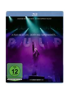 Pulp - A Film About Life, Death and Supermarkets (Blu-ray), Blu-ray Disc