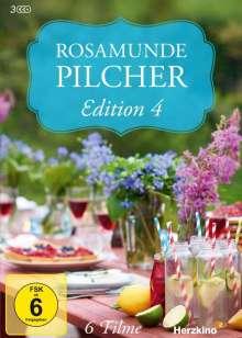 Rosamunde Pilcher Edition 4 (6 Filme auf 3 DVDs), 3 DVDs