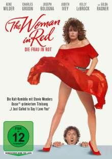 Die Frau in Rot, DVD