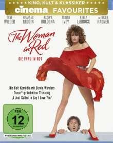 Die Frau in Rot (Blu-ray), Blu-ray Disc