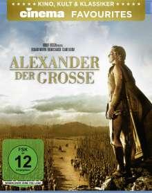 Alexander der Grosse (Blu-ray), Blu-ray Disc