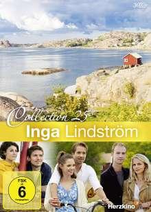 Inga Lindström Collection 25, 3 DVDs