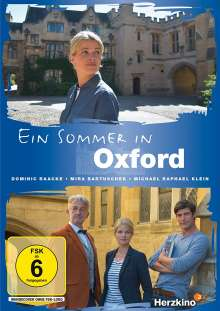 Ein Sommer in Oxford, DVD
