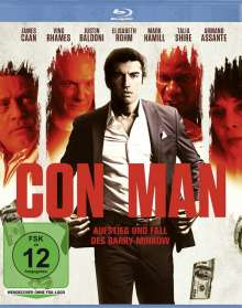 Con Man - Aufstieg und Fall des Barry Minkow (Blu-ray), Blu-ray Disc