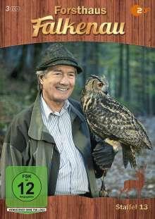 Forsthaus Falkenau Staffel 13, 3 DVDs
