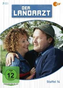 Der Landarzt Staffel 14, 3 DVDs